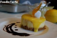 สูตรLemon Cheesecake