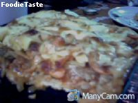 Pizza at home