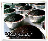 สูตรDicery's Black Cupcake