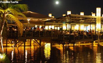 ������䫴� ������ (Waterside Resort Restaurant)