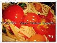 Classic Tomatoes spagetthi